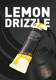 Żel energetyczny TORQ Cytrynowy /Lemon drizzle/ 5060123414318 5060123414325