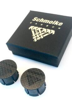 Zatyczka do kierownic Schmolke-Carbon – Carbon Bar Plugs