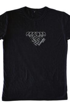 T-shirt Schmolke-Carbon