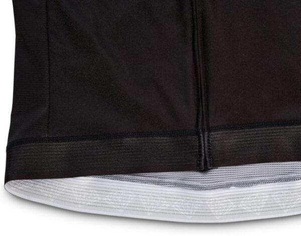 Koszulka kolarska Schmolke-Carbon Black Edition