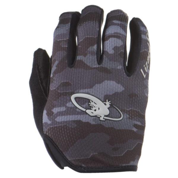Rękawiczki LIZARDSKINS MONITOR długi palec czarne (Black Camo)