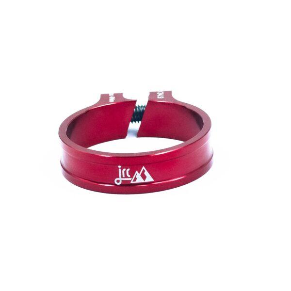 Zacisk sztycy JRC Components Kumo - czerwone /red/