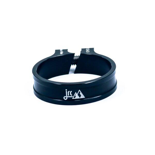 Zacisk sztycy JRC Components Kumo - czarne /black/