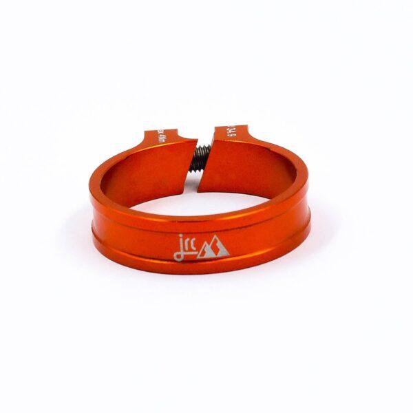 Zacisk sztycy JRC Components Kumo - pomarańczowe /orange/