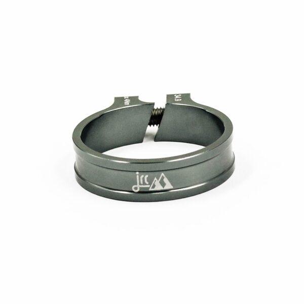 Zacisk sztycy JRC Components Kumo - szare /gunmetal/