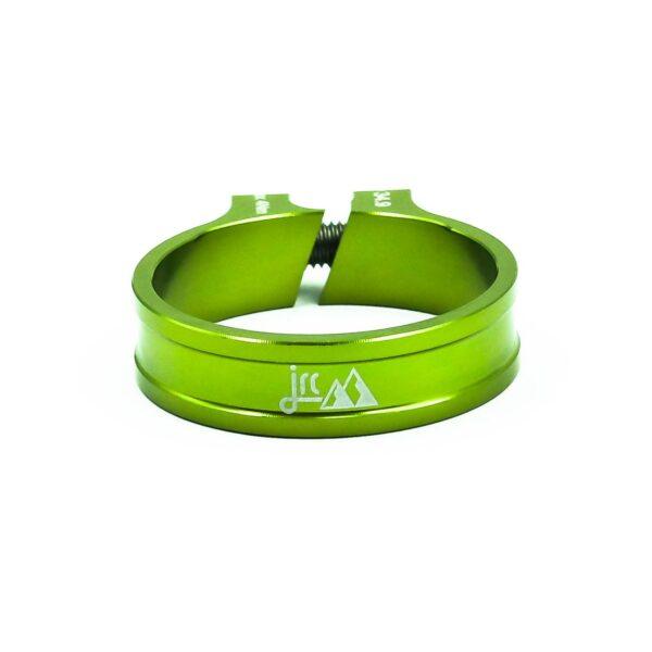 Zacisk sztycy JRC Components Kumo - fluo zielone /acid green/