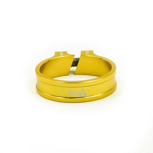 Zacisk sztycy JRC Components Kumo - złote /gold/